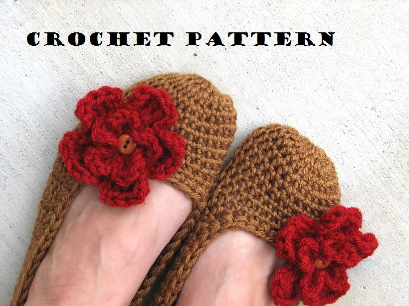 Crocheted adult footies patterns